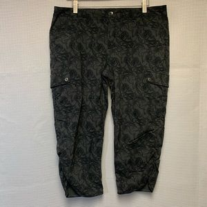 Eddie Bauer Stretch Capri Pants Size 12